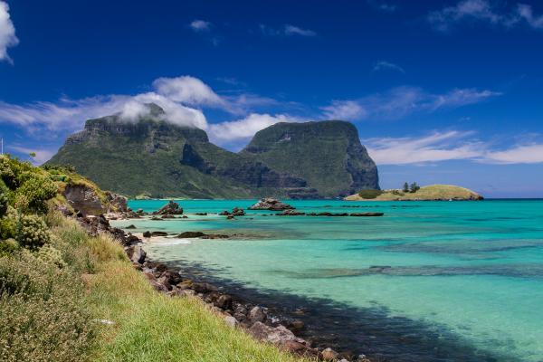 Lord Howe Island, Alfred Shulte