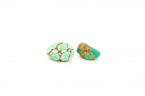 Turquoise - Gemstones - Inala Nature Museum