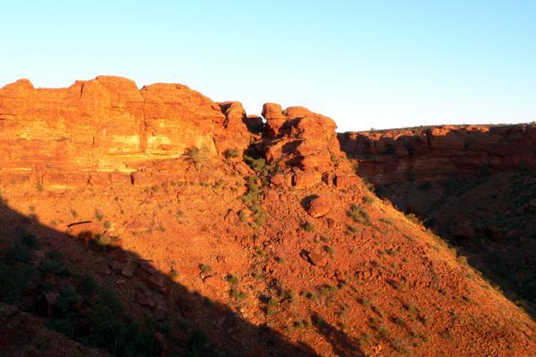 Kings Canyon, Central Australia, Daniela Brozek Cordier