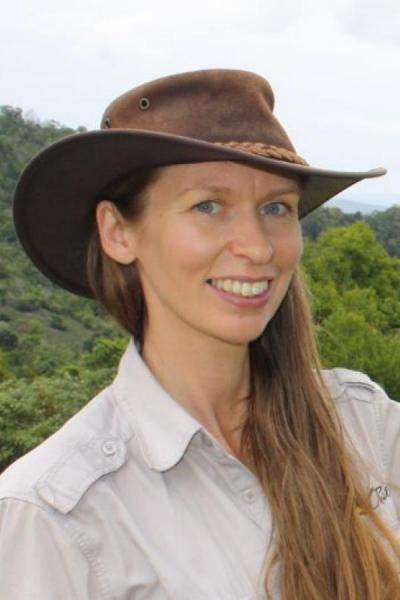 Cat Davidson - Inala Nature Tours
