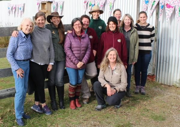 Some of the Inala Team - March 2019