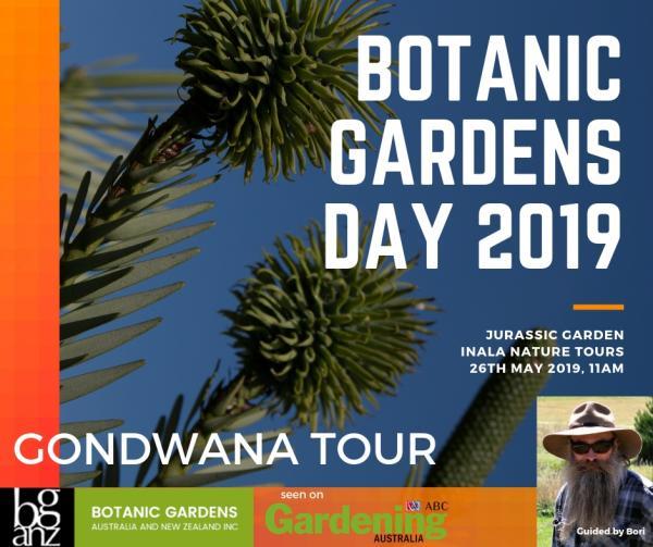 Botanic Gardens Day 2019 - Inala Nature Tours - Bruny Island